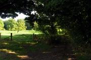 Farmland near Hamstead Marshall