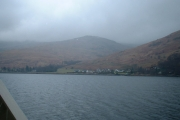 Carrick in the mist