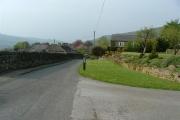Curbar village