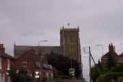 St. Nicholas; Partney, Lincs - junction A16(T) & A158