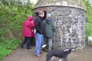 Ice House at Carnfunnock Country Park