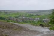 Rookhope Village