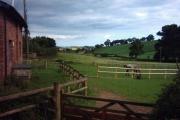 Larkbeare Farm, SX933799