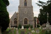 St Mary's, Addington Village, CR0