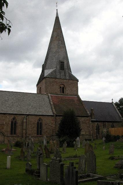 St Mary's Church, Fownhope
