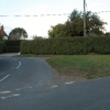 Road Junction at Ladywood near Fernhill Heath