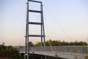 Blue Footbridge, Manvers Way