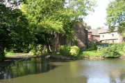 The Moat at Morley's Hall
