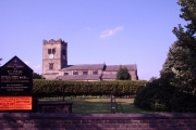 The Parish Church of St Paul Drighlington