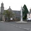 Dailly Parish Church and War Memorial