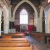 Interior of church at former St David's Mental Hospital