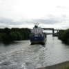 Movement on the Manchester Ship Canal