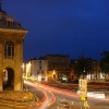 Abingdon museum and market square