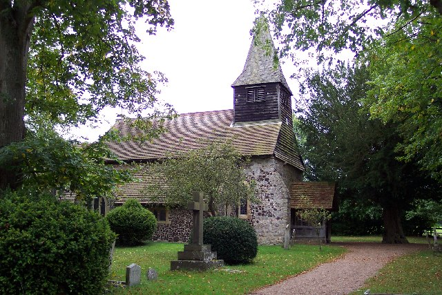Bisley church