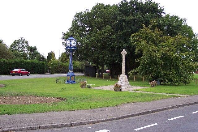 Bisley Village Green
