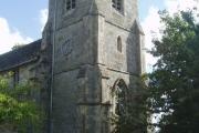St Thomas à Becket Church at Framfield