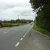 The A494 at Alltami