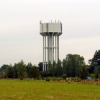 Water Tower at Finningham, Suffolk