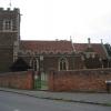 All Saints' parish church, Campton, Beds