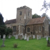 Meppershall parish church, Beds