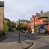 Chinley village centre