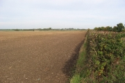 Farmland near Long Riston