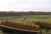 Farmland near Bewholme