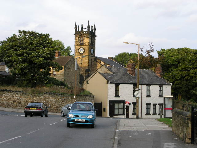 Church Street, Kimberworth