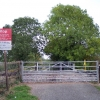 Locked Gates Level Crossing, Natton