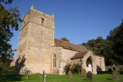 St.Chad's church, Harpswell, Lincs.
