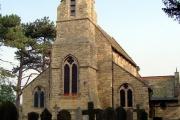 Habrough Church