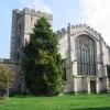 All Saints parish church, Westbury