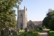 Perranzabuloe Church