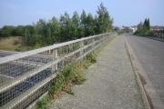 Bridge over the M42 at Birchmoor