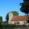 13th Century Church, Kingston Near Lewes