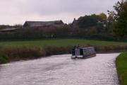 Bridgewater Canal near Daresbury.