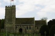 Compton Greenfield (Glos) All Saints Church