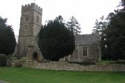 Hampnett (Glos) St George's Church