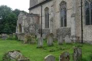 Brundish (Suffolk) St Lawrence's Church