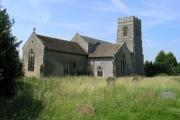 Earl Stonham (Suffolk) St Mary's Church