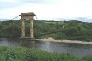 The Shakkin' Briggie, aka Morrison's Bridge.