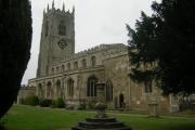 St.Nicholas church, Haxey, Lincs.