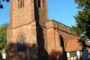 St. Wilfrid's Church, Old Arley