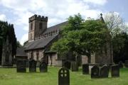 Standon (Staffs) All Saints Church