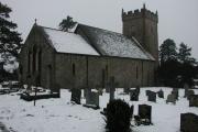 Michaelston-y-fedw (Llanfihangel-y-fedw) St Michael's Church