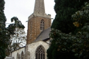 Ulceby Church