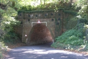 Railway bridge near South Nutfield
