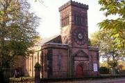 St Anne's church, Aigburth, Liverpool