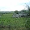 Derelict farm buildings at Caldermill