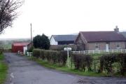 Laigh Crewburn farm